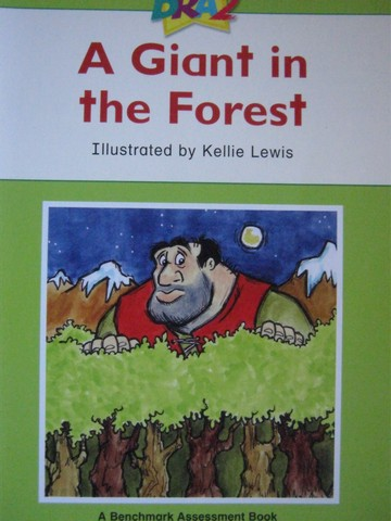 DRA2 18 A Giant in the Forest (P) by Kellie Lewis