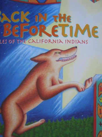 Back in the Before Time (P) by Jane Louise Curry