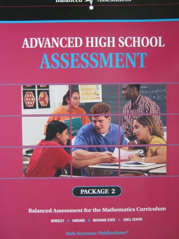 Advanced High School Assessment for Mathematics Package 2(P)