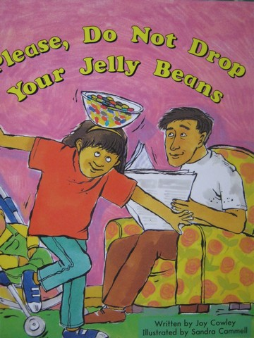 Storyteller Please, Do Not Drop Your Jelly Beans (P) by Cowley