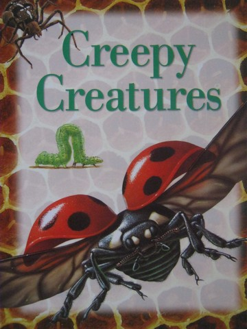 Explorers Creepy Creatures (P) by John Owen