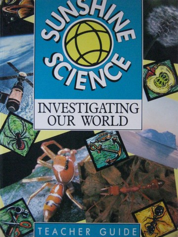 Sunshine Books Sunshine Science Investigating Our World 1 TE (P)