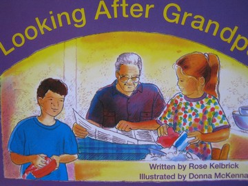 Foundations 1 Looking After Grandpa (P) by Rose Kelbrick
