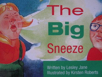 Foundations 1 The Big Sneeze (P) by Lesley Jane