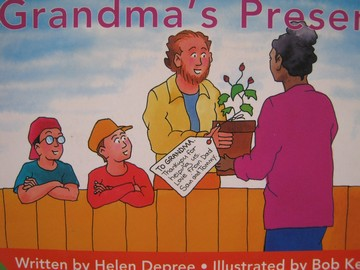 Foundations 2 Grandma's Present (P) by Helen Depree