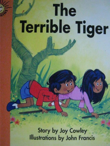 Sunshine 1 The Terrible Tiger (P) by Joy Cowley