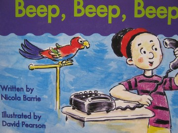 Foundations 1 Beep, Beep, Beep (P) by Nicola Barrie