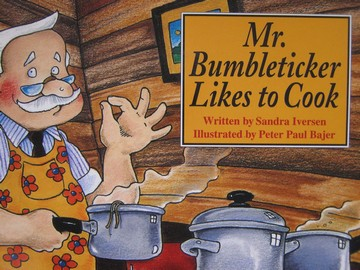Foundations 2 Mr. Bumbleticker Likes to Cook (P) by Iversen