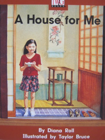 TWiG Books A House for Me (P) by Diana Roll