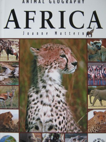Cover-to-Cover Animal Geography Africa (P) by Joanne Mattern