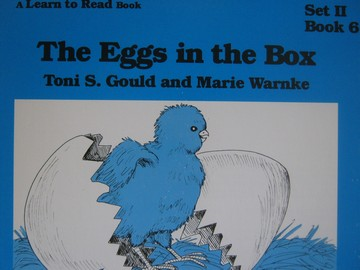 A Learn to Read Book 2 The Eggs in the Box (P) by Gould & Warnke