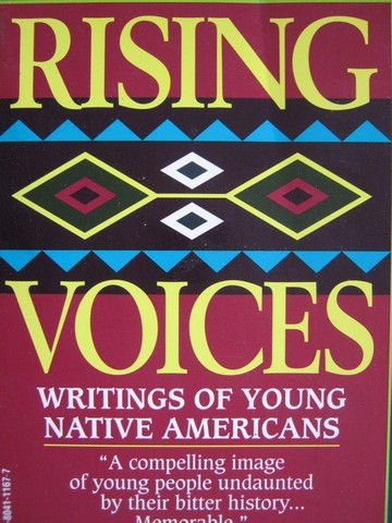 Ivy Books Rising Voices Writings of Young Native Americans (P)