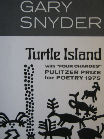 Turtle Island (P) by Gary Snyder