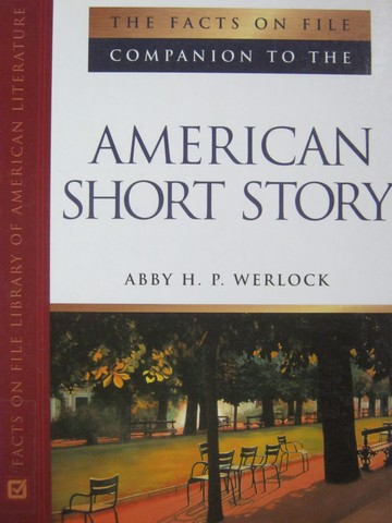 Facts on File Companion to the American Short Stories (H)