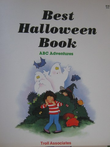 Best Halloween Book (P) by Pat Whitehead