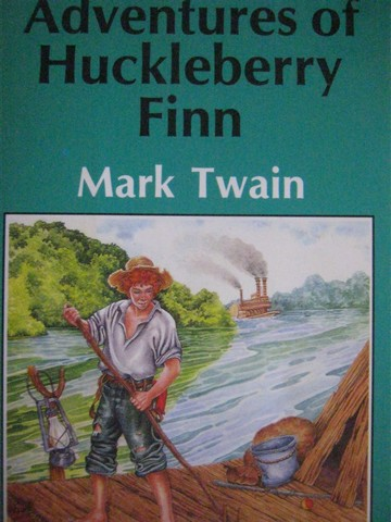 Adventures of Huckleberry Finn (P) by Mark Twain