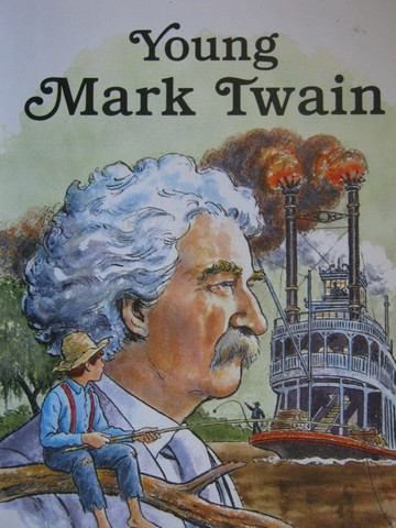 Young Mark Twain (P) by Louis Sabin