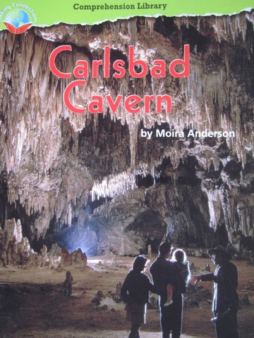 Comprehension Library 2 Carlsbad Cavern (P) by Moira Anderson
