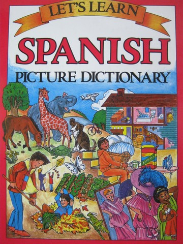 Let's Learn Spanish Picture Dictionary (H)