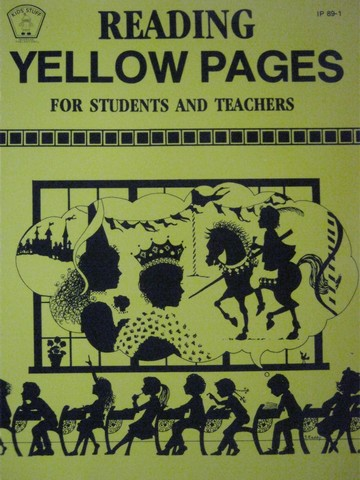 Reading Yellow Pages for Students & Teachers (P) by Sally Sharpe