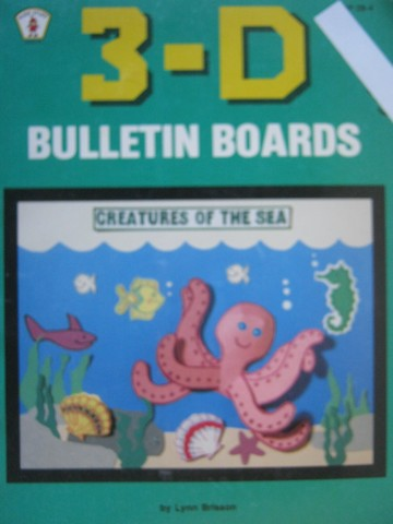 3-D Bulletin Boards (P) by Lynn Brisson