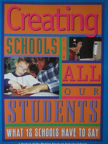 Creating Schools for All Our Students (P)