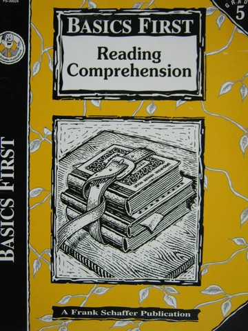 Basics First Reading Comprehension Grade 5 (P) by Chirinian
