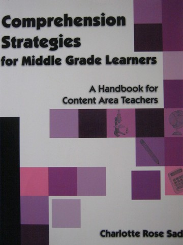 Comprehension Strategies for Middle Grade Learners (P)