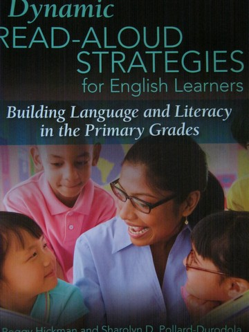 Dynamic Read-Aloud Strategies for English Learners (P)