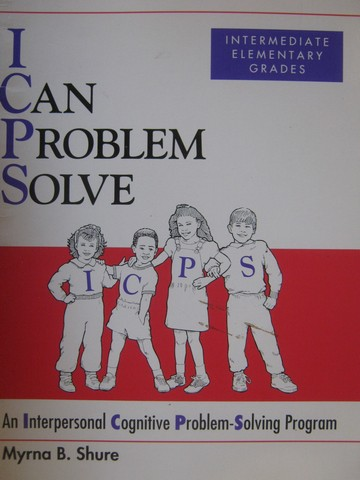 I Can Problem Solve Intermediate Elementary Grades (Spiral)