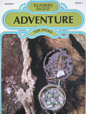 Reader's Digest Top-Picks Series B Adventure Book 1 (P)