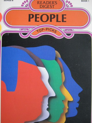 Reader's Digest Top-Picks Series B People Book 1 (P) by Gersten