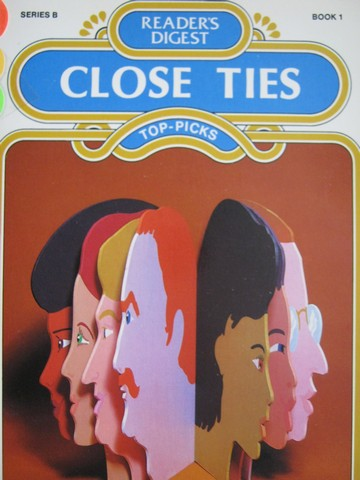 Reader's Digest Top-Picks Series B Close Ties Book 1 (P)