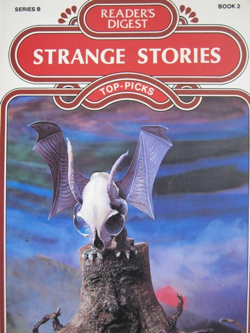 Reader's Digest Top-Picks Series B Strange Stories Book 2 (P)