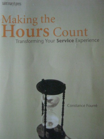 Making the Hours Count (Spiral) by Constance Fourre