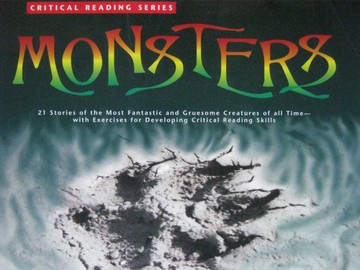 Critical Reading Series Monsters (P) by Billings, Billings,