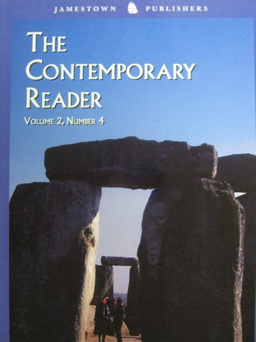 Contemporary Reader Volume 2 Number 4 (P)