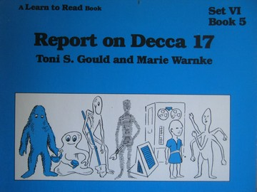 A Learn to Read Book 6 Report on Decca 17 (P) by Gould & Warnke