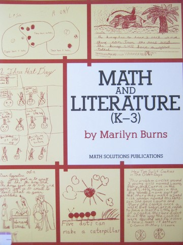 Math & Literature Grades K-3 (P) by Marilyn Burns