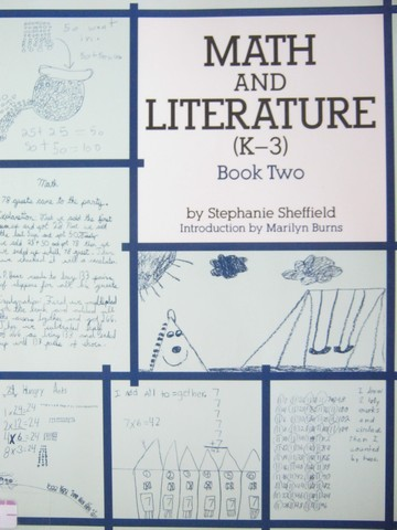 Math & Literature Grades K-3 Book 2 (P) by Stephanie Sheffield