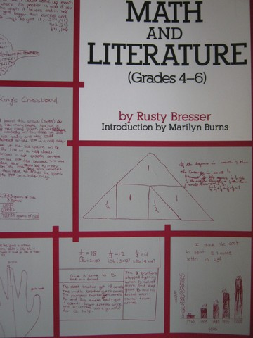 Math & Literature Grades 4-6 (P) by Rusty Bresser