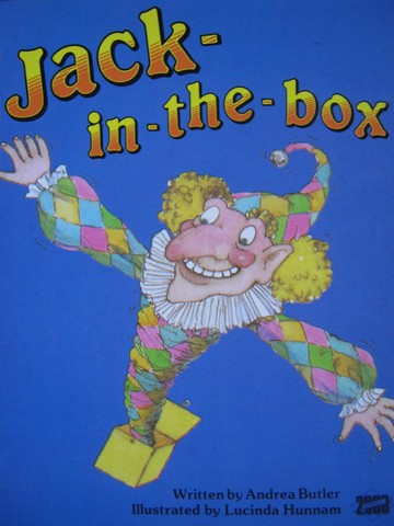 Literacy 2000 Jack-in-the-Box (P) by Andrea Butler
