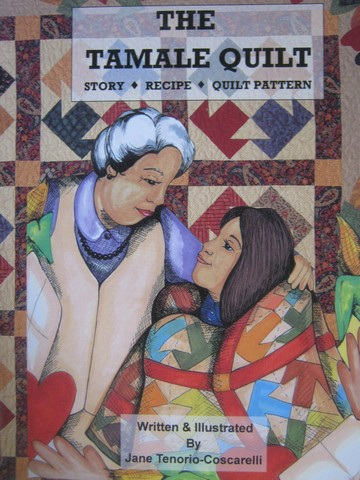 Tamale Quilt (P) by Jane Tenorio-Coscarelli