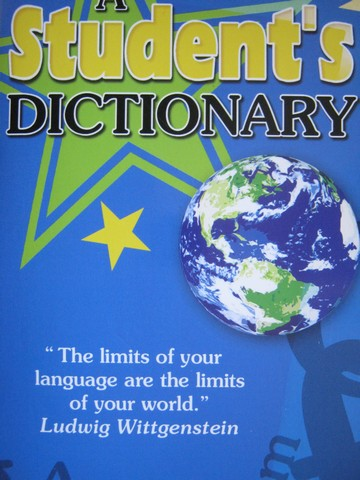 A Student's Dictionary & Gazetteer 11th Edition (P)