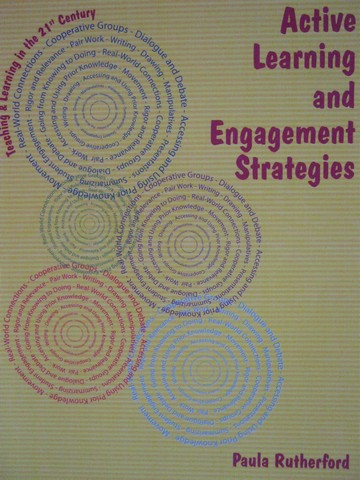 Active Learning & Engagement Strategies (Spiral) by Rutherford
