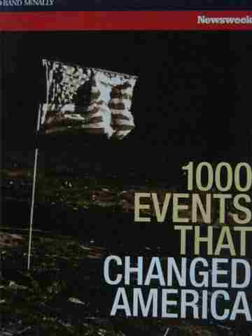 1000 Events That Changed America (P)