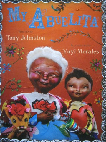 My Abuelita (H) by Tony Johnston
