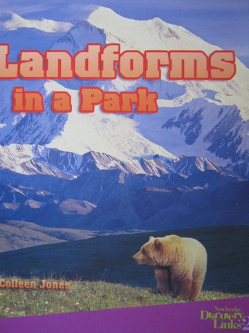 Discovery Links 2 Landforms in a Park (P) by Colleen Jones