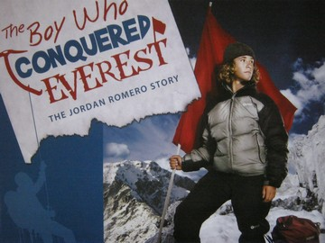 Boy Who Conquered Everest The Jordan Remero Story (P)