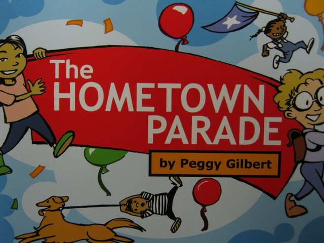 Hometown Parade (P) by Peggy Gilbert